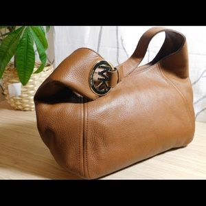 MIchael Kors Made out of authentic Fulton leather